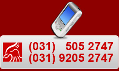 (031) 505 2747 - (031) 9205 2747